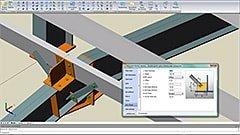 GRAITEC Autodesk Advance Steel | Легкие Стальные Тонкостенные Конструкции