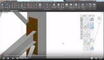 GRAITEC Autodesk Advance Steel | Настраиваемый символ обрыва